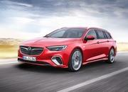 2018 Opel Insignia GSi Sports Tourer - image 730064