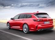 2018 Opel Insignia GSi Sports Tourer - image 730067