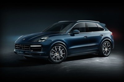 The 2019 Porsche Cayenne Turbo: An SUV with Attitude and Sports Car Performance - image 731235