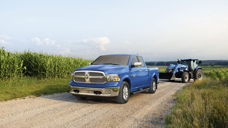 Ram Shows Love For Tractors with Harvest Edition Trucks