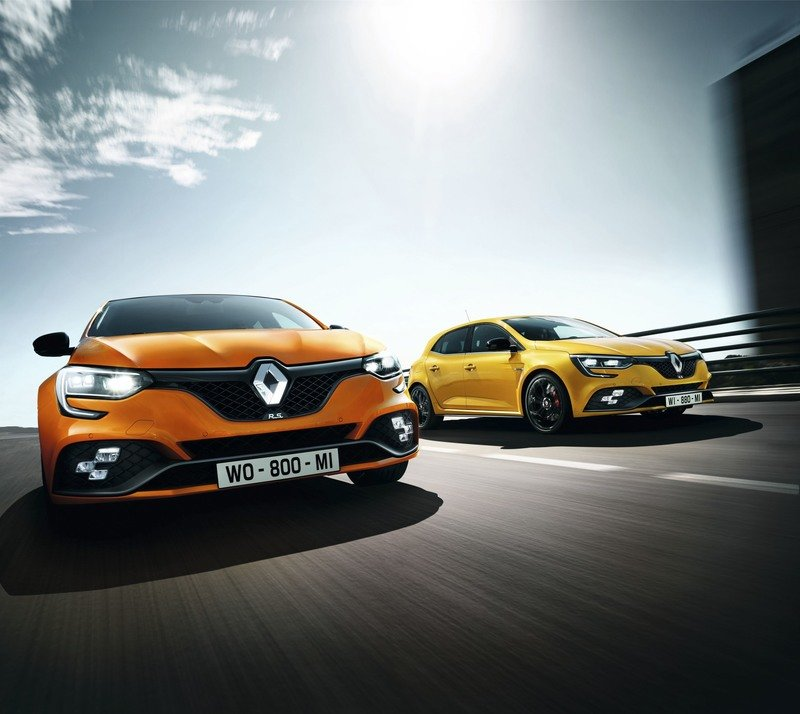 2018 Renault Megane R.S. High Resolution Exterior - image 730856
