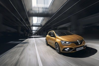 Renault Explains How the New Megane R.S. Came to Be - image 730857