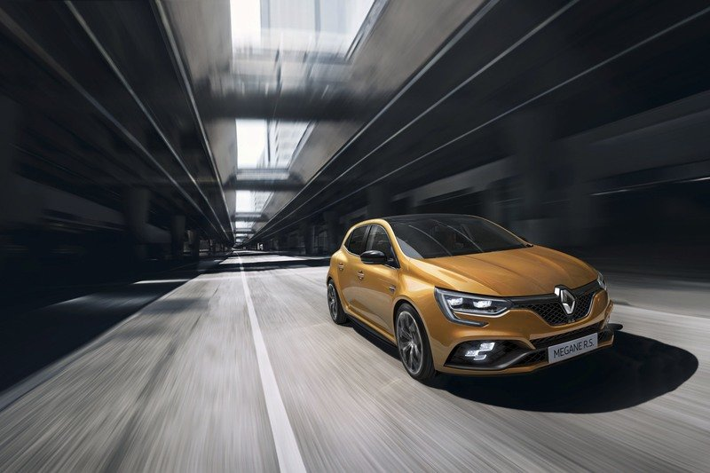 Renault Megane R.S. Is Proof that the French Need to Return to America ASAP! High Resolution Exterior Wallpaper quality - image 730857