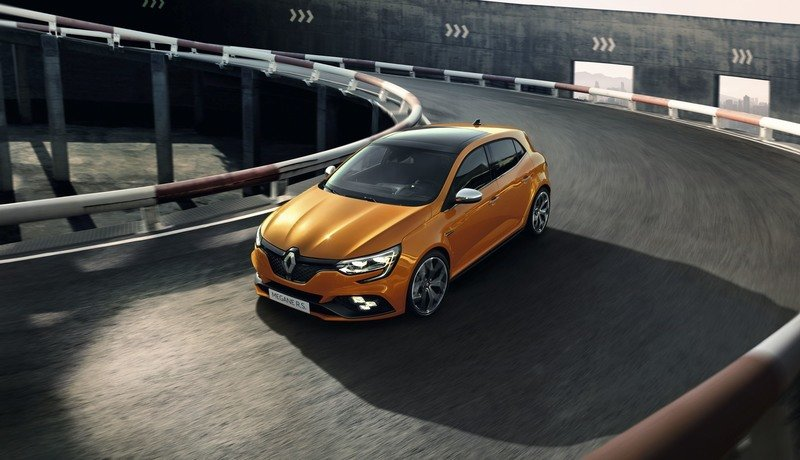 2018 Renault Megane R.S. High Resolution Exterior Wallpaper quality - image 730858