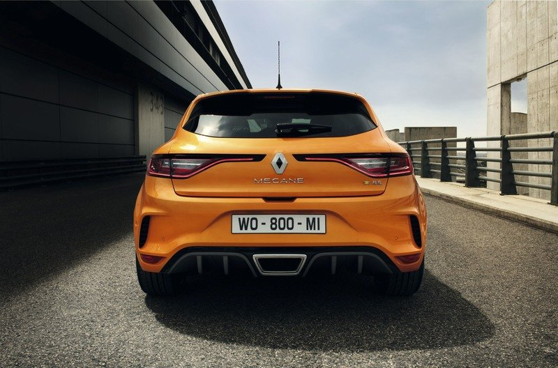 2018 Renault Megane R.S. High Resolution Exterior - image 730861