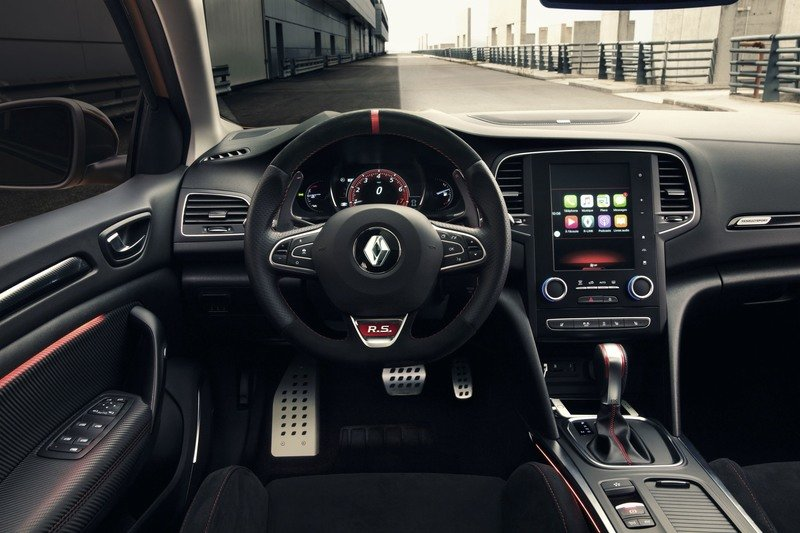 2018 Renault Megane R.S. High Resolution Interior - image 730847