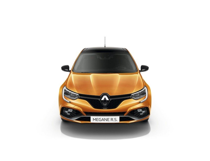 Renault Megane R.S. Is Proof that the French Need to Return to America ASAP! High Resolution Exterior - image 730843