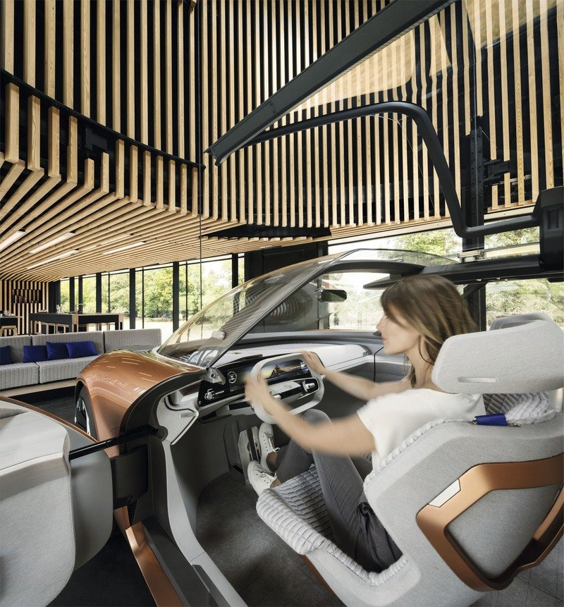 Renault Symbioz Is Like A Mobile Room