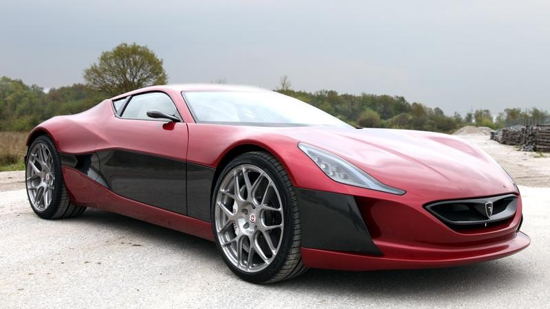 Rimac Is Coming For Seconds With Infusion Of Investment Money