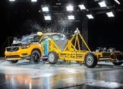 Side-Impact Crash Test Shows 2018 Volvo XC40 is a Winner - image 733289
