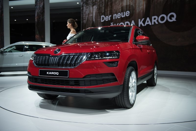 Production of the Skoda Karoq is Moving to Germany Due to Overwhelming Demand