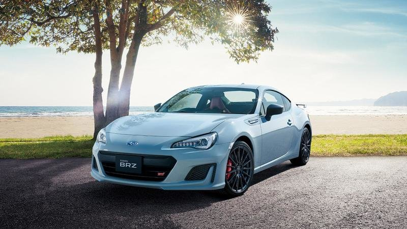 2018 Subaru BRZ STI Sport Edition High Resolution Exterior - image 733649