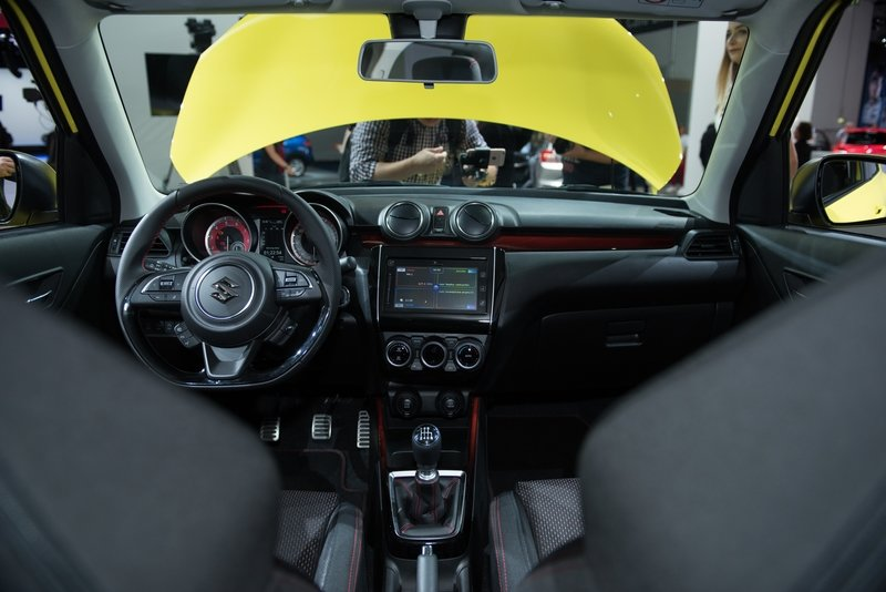 2018 Suzuki Swift Sport
