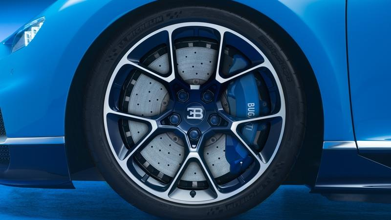 The Bugatti Chiron's Tires Are Actually Cheaper Than The Veyrons