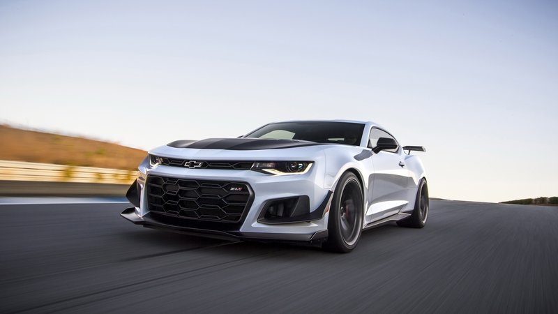 The Chevrolet Camaro ZL1 1LE Apparently Can't Be Sold In Europe