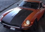 The Hoonigans Check Out A SR20'd 240Z, Nearly Crash: Video - image 734961