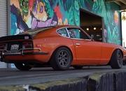 The Hoonigans Check Out A SR20'd 240Z, Nearly Crash: Video - image 734962