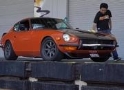 The Hoonigans Check Out A SR20'd 240Z, Nearly Crash: Video - image 734963