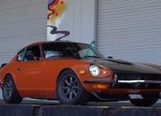 The Hoonigans Check Out A SR20'd 240Z, Nearly Crash: Video - image 734960