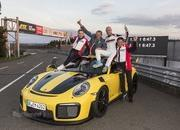 The 911 GT2 RS Lapped the Nurburgring How Fast? - image 734487