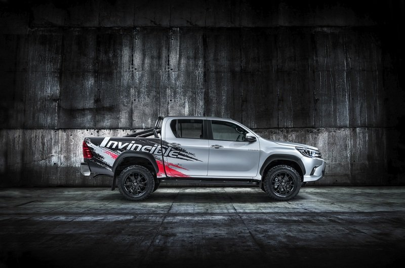 2017 Toyota Hilux 'Invincible 50' High Resolution Exterior - image 731187