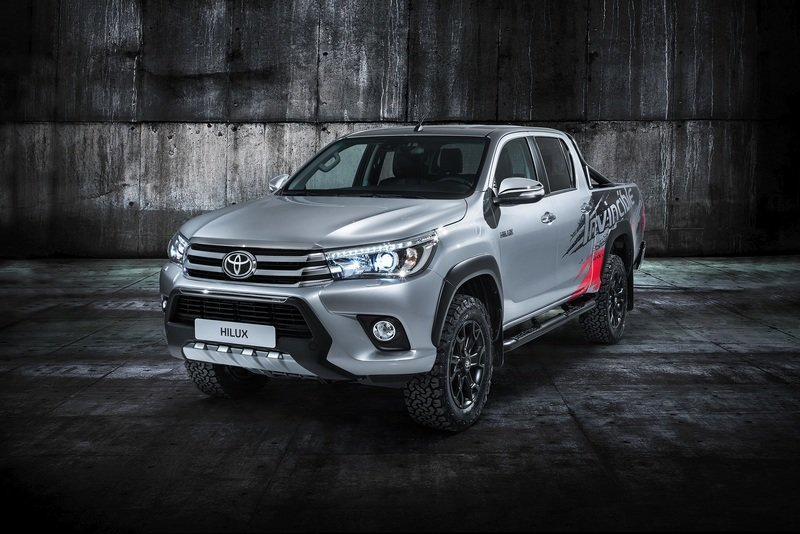 "Toyota ""Invincible 50"" Celebrates 50 Years Of Hilux"