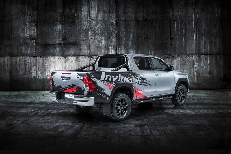 2017 Toyota Hilux 'Invincible 50' High Resolution Exterior - image 731190