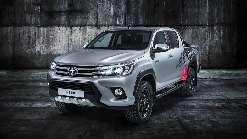 2017 Toyota Hilux 'Invincible 50'