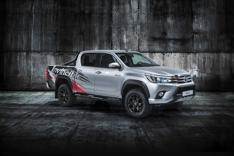 "Toyota ""Invincible 50"" Celebrates 50 Years Of Hilux High Resolution Exterior - image 731186"