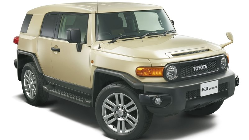 Toyota is Killing The FJ Cruiser Three Years After It Leaves U.S.