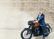 Triumph's special 'Dapper Bonnie DGR100' turns out to be a really special gesture. - image 733864