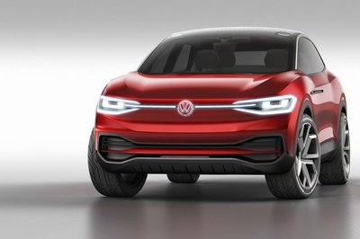 Volkswagen Tries to Impress with the CROZZ II – Because One Ugly SUV Wasn't Enough - image 730419