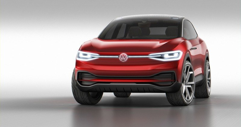 Volkswagen Tries to Impress with the CROZZ II – Because One Ugly SUV Wasn't Enough High Resolution Exterior - image 730419