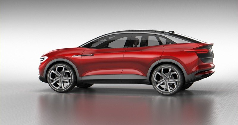 Volkswagen Tries to Impress with the CROZZ II – Because One Ugly SUV Wasn't Enough High Resolution Exterior - image 730421