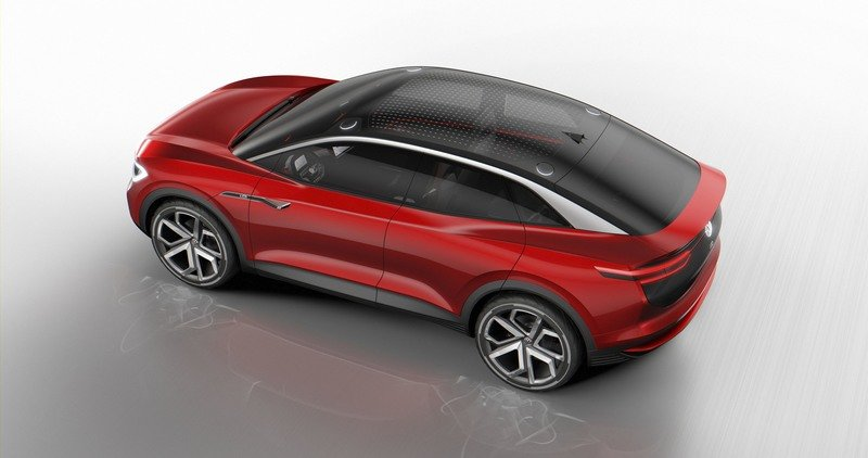 Volkswagen Tries to Impress with the CROZZ II – Because One Ugly SUV Wasn't Enough High Resolution Exterior - image 730422