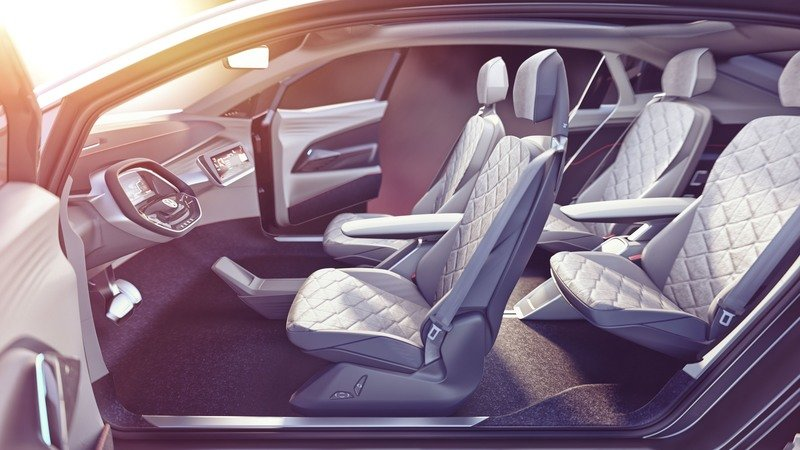 Volkswagen Tries to Impress with the CROZZ II – Because One Ugly SUV Wasn't Enough High Resolution Interior - image 730423