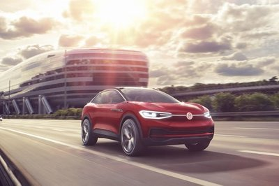 Volkswagen Tries to Impress with the CROZZ II – Because One Ugly SUV Wasn't Enough - image 730425
