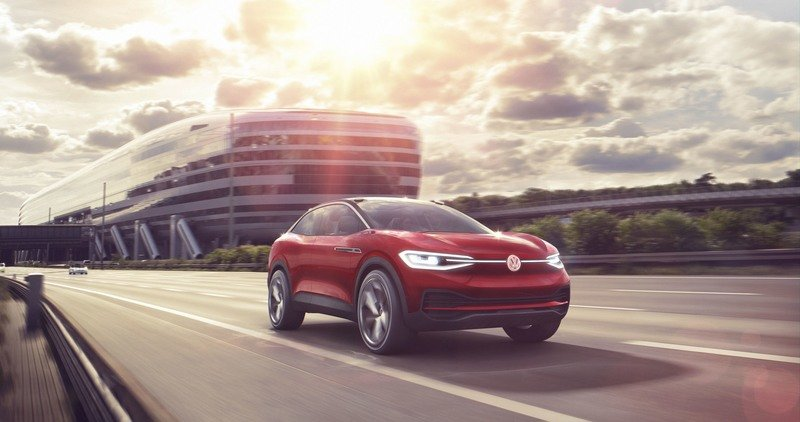 Volkswagen Tries to Impress with the CROZZ II – Because One Ugly SUV Wasn't Enough High Resolution Exterior - image 730425