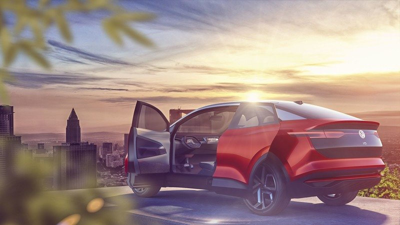Volkswagen Tries to Impress with the CROZZ II – Because One Ugly SUV Wasn't Enough High Resolution Exterior - image 730426