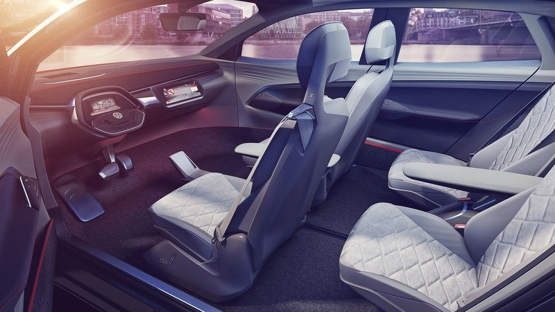 Volkswagen Tries to Impress with the CROZZ II – Because One Ugly SUV Wasn't Enough High Resolution Interior - image 730427