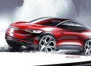 Volkswagen Tries to Impress with the CROZZ II – Because One Ugly SUV Wasn't Enough - image 730438