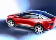 Volkswagen Tries to Impress with the CROZZ II – Because One Ugly SUV Wasn't Enough - image 730443