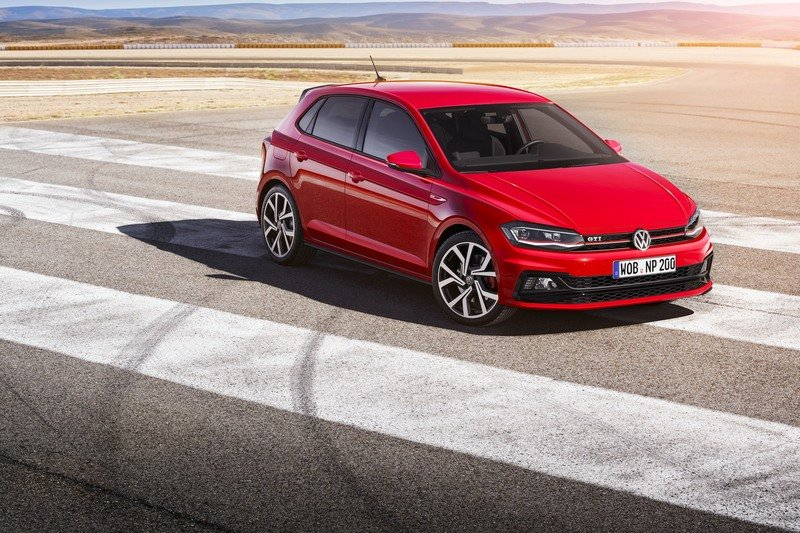 2018 Volkswagen Polo GTI High Resolution Exterior - image 731370