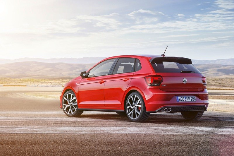 2018 Volkswagen Polo GTI High Resolution Exterior - image 731373