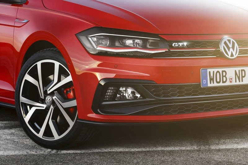 The 2018 Polo GTI is an Attractive Reminder of Why Volkswagen is King of the Hot Hatch Market High Resolution Exterior - image 731361