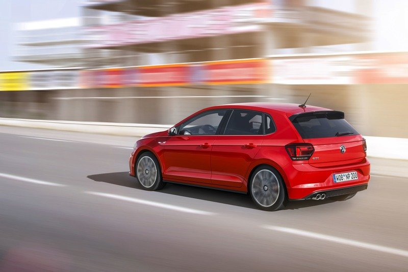 The 2018 Polo GTI is an Attractive Reminder of Why Volkswagen is King of the Hot Hatch Market High Resolution Exterior - image 731367