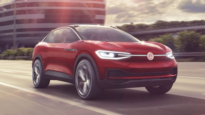Volkswagen Tries to Impress with the CROZZ II – Because One Ugly SUV Wasn't Enough