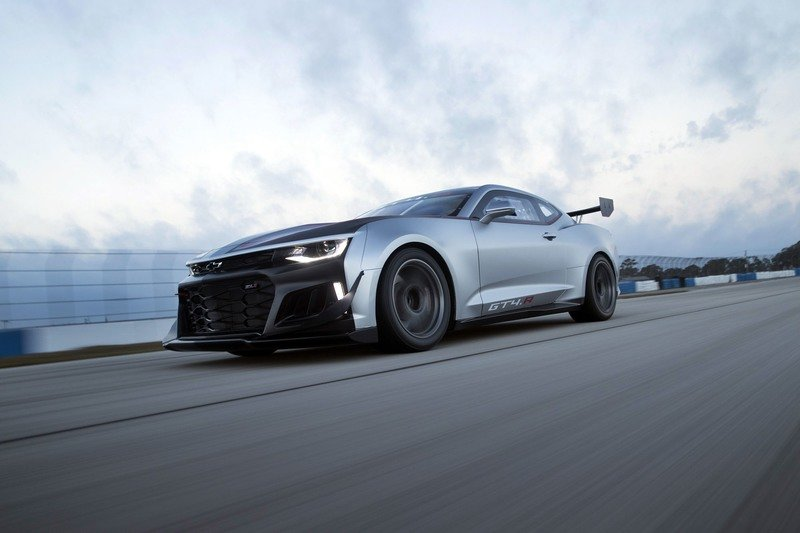 You Won't Believe The Price For Chevy's Race-Ready Camaro GT4.R