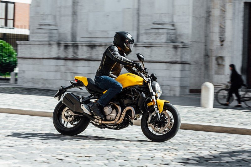 Images: Ducati Monster 821 - in the details. Exterior High Resolution Wallpaper quality - image 738977