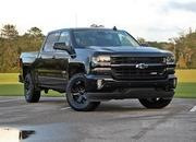 2017 Chevrolet Silverado 1500 Z71 Midnight Edition – Driven - image 739905